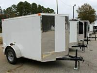 Brand name New and Never Used This Carolina Cargo 5x8