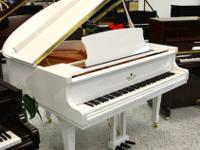 German-designed Schiller Grand Piano.  These pianos are