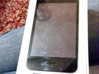 Used iPhone 3gs for at&t, color is white, 32g  works