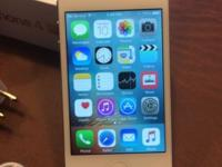 iPhone 4s 32gb AT&T white unlocked in great condition