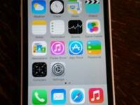 I have a white (Sprint) iphone 5c 16gb made use of