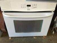 2 kitchen appliances for sale - will sell separately or