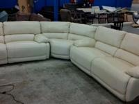 Hello, we have a variety of sofa sectionals in stock in