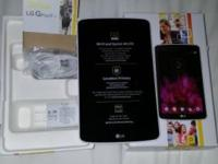 Im selling a brand new never used White LG Gpad 7.0.