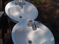 I have 10 white porcelain sinks for bathrooms or