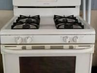 you are looking at a in good condition Frigidaire white