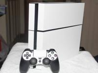 Have a White PlayStation 4 for sale... This is the only