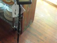 This is a Quantum 2 metal detector. It comes with a