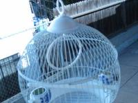 Perfect for a small bird such as budgie, canary and
