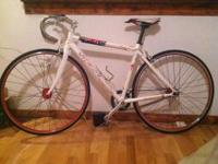 I have a white Specialized Langster London Edition