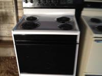 We have a nice White WestingHouse Electric Stove. Would