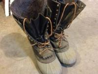 I have a pair of Whites Pac boots that are in good