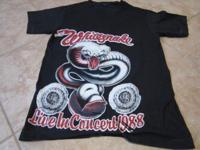 Whitesnake original vintage1988 tour tshirt. Great