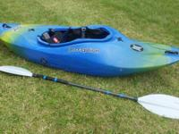 Whitewater Kayak For Sale Specifications Listed Below