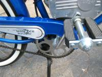 Deluxe 2005 NE 5 Whizzer...only 48miles! It goes 30mph