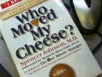 Who Moved My Cheese? - $7 - Excellent good as New