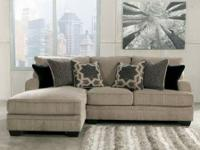 30500 Living Space Collection 2pc Sectional Rate: