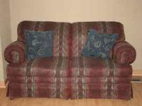 I have a living room set Couch, love seat and chair.
