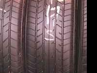 Great tread on theae used , almost new 215/45/17 ,