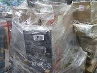 Wholesale lots of liquidation lots by the pallet grim