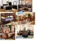 Visit our warehouse FULL of NEW liquidation furniture.