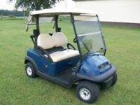 Fleet golf carts available at retail prices. Gas and
