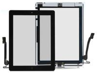 This brand new OEM White iPad 4 Touch Screen with Home