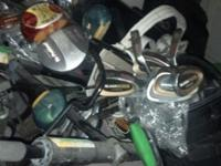 I AM SELL A LOT OF OVER 700 GOLF CLUBS, HELLO DOLLAR