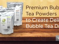 Buy bubble tea, bubble tea supplies, tapioca pearls,