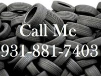 Wholesaling utilized tires.  13 inch to 20 inch.