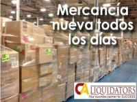 CA LIQUIDATORS is a liquidation leader of: Brand Name