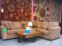 WE CARRY A FULL LINE OF LIVING-ROOM FURNITURE.  WE ARE