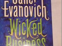 Wicked Company by Janet Evanvich (this author can make
