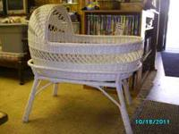 WICKER * BASSINET CALL  Location: ERIE, PA