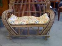 "#loveseat #lawn #romantic  Length- 51"" Height- 48"""