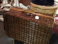 Nice picnic basket for those little picnics in the park
