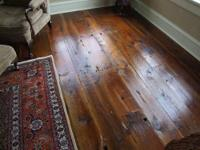 ( Our wide plank flooring comes in widths ranging from
