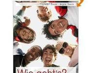 Wie Geht's? is an awesome book. It's in great
