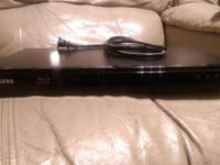$30 IF PICKED UP TONIGHT Really awesome DVD player, can