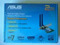 Brand new never been used WIFI Card $20.00 call  All is