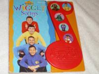 I have a Wiggles Track Book. Functions excellent ...