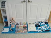 Up for sale is a bunch of Accessories for your Wii
