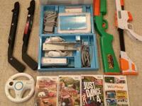 This is the Wii Bundle sports plus.  I have included