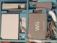 This Wii gaming system is in great condition and comes