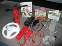 I am asking $120 for Nintendo Wii bundle. It is in