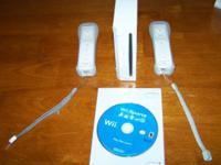 Selling off my Nintendo Wii console and games  Would