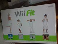 I am selling my Wii Fit for $50. I paid $95. You might