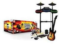 Great working guitar hero set Ive even got an extra mic