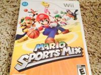 Mario sports mix for the Wii