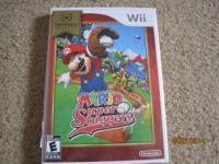 Hi, I have Wii MARIO Super Sluggers Game is for sale